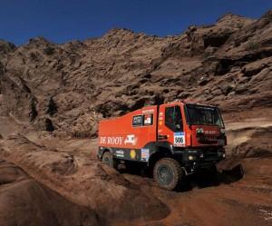 Iveco na Dakaru 2011