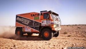Africa Eco Race - TATRA Tomáše Tomečka