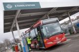 Scania autobus na bionaftu