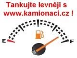 Takujte levnější naftu s kamionaci.cz