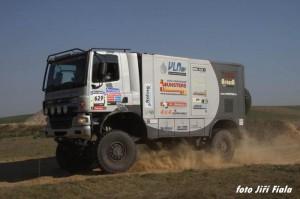 Holandské posádky na Dakar