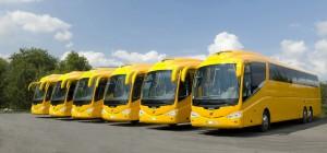 Autobusy VOLVO IRIZAR