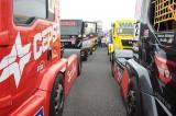 Rychlé náklaďáky v Mostě