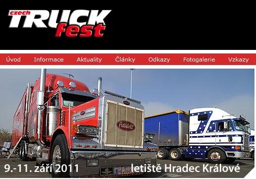Truck Fest Hradec Králové 2011