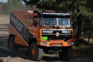 Vůz pro Africa Eco Race
