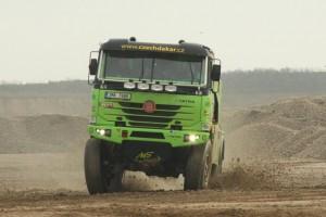 Na Dakar pojede Martin Kolomý