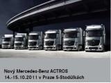 Nový Mercedes Actros