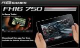 Hra pro mobil VolvoFH16 750