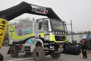 Holandské posádky jsou připravené na Dakar 2012