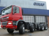 Speciální podvozky z dílen GINAF