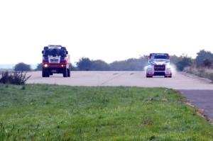 Buggyra se prosazuje jak v okruhových závodech tak v dálkových soutěžích