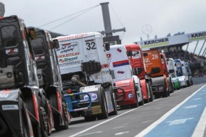 Nurburgring Truck racing 2012-1