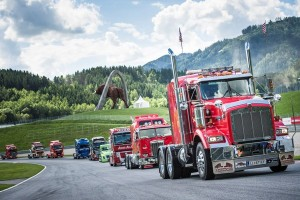 Spielberg_TRUCK_RACE_2014_Korso©Philip_Platzer_Red_Bull_Content_Pool