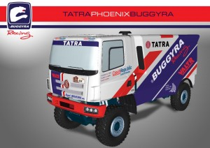 TATRA Phoenix - BUGGYRA