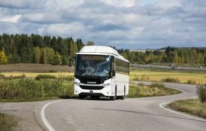 Scania InterLink LD, Gas. Lahti, Finland Photo: Dan Boman 2015