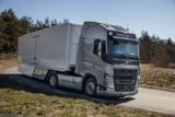1_Fuel & aerodynamics optimized Volvo FH