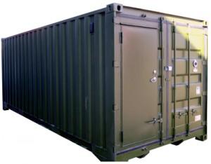 kontejner - ilustrační foto ForLogistik2010