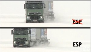 Volvo Trucks safety - ESP